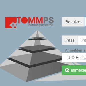 TOMMPS - das universelle PHP Framework